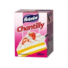 Chantilly Hulala tradicional 200ml