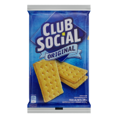 Club Social Original 144g 3 pcts