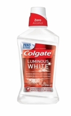 Enxaguante bucal colgate luminous 250ml