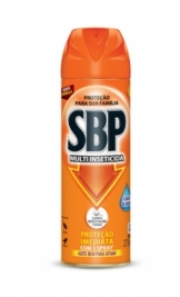 Inseticida SBP 273 ml aerossol