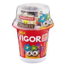 Iogurte Vigor mix color ball 165g