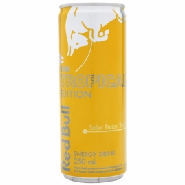 Red Bull lata  250ml Tropical Edition
